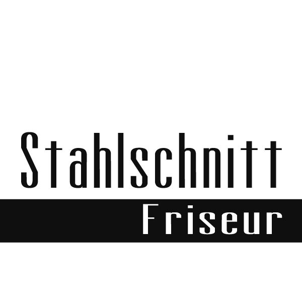 Friseur STAHLSCHNITT Logo
