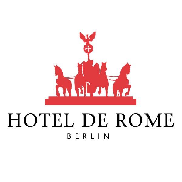 Hotel de Rome Logo