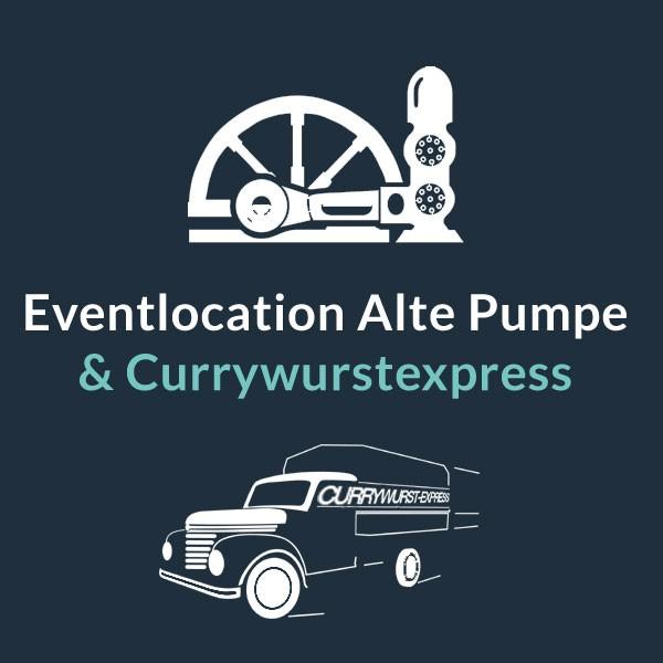 Alte Pumpe Eventlocation Logo