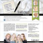 Friseur STAHLSCHNITT - aktuelles Angebot