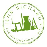 Jens Richard Berlin Logo
