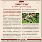 Schloss Diedersdorf Angebot