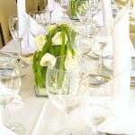 Hotel Villa Kastania Hochzeitstafel