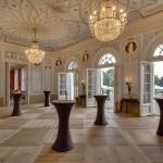 Hotel Schloss Neuhardenberg Empfang