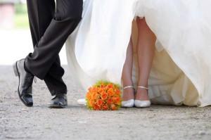 Hochzeitspaar - www.berliner-heiraten.de Bild: © Marco2811 - Fotolia.com