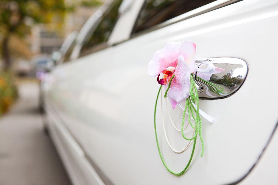 Hochzeitsauto - www.berliner-heiraten.de Bild: © Anton Zabielskyi - Fotolia.com