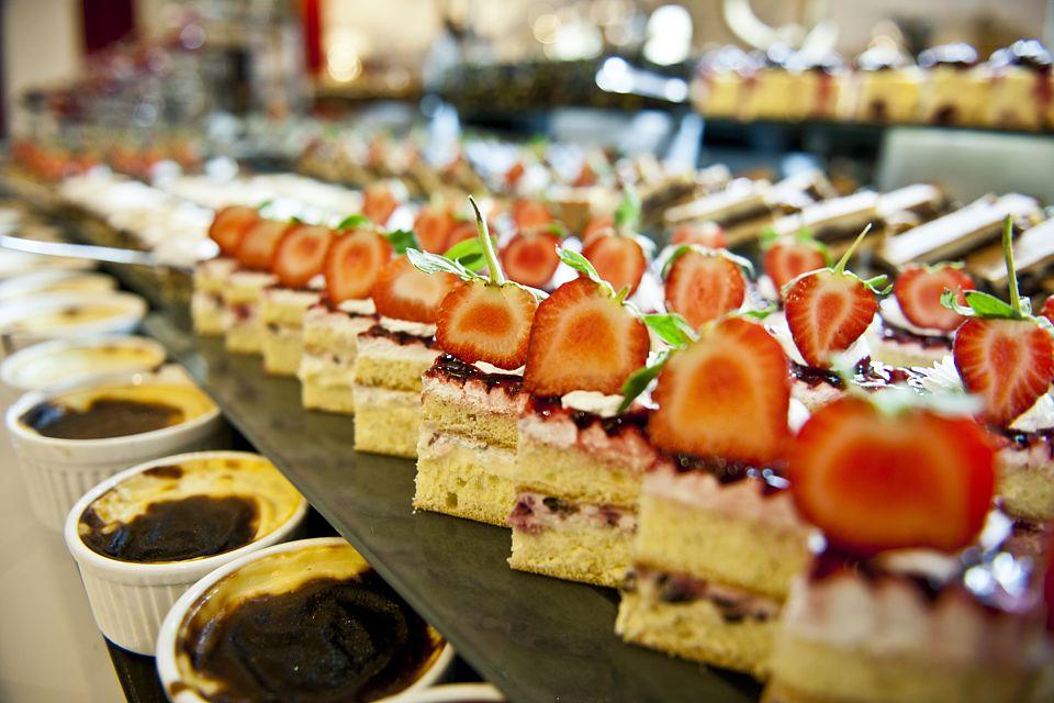 Hochzeitsmenü - www.berliner-heiraten.de Bild: © hamdi oguz - Fotolia.com