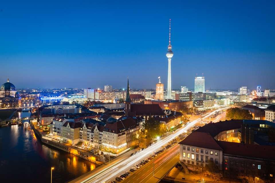 Trauorte Berlin Foto: © davis - Fotolia.com