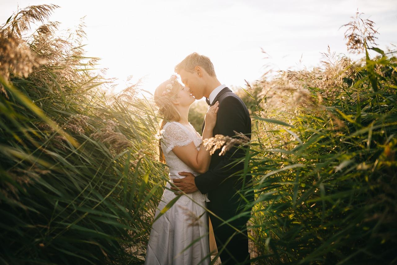 Erinnerungen verewigen und Hochzeitsbilder hübsch in Szene setzen
