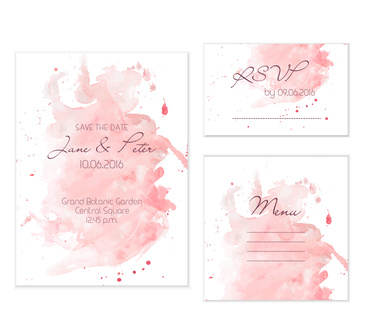 5 Tipps für eine gelungene Hochzeitseinladung Bildquelle: fotolia.com - #113722407 | ©zalevna